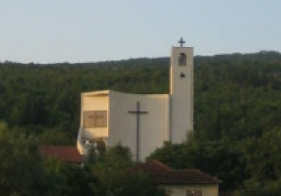 The Church of St. Nikola Tavelić - D. Vinjani