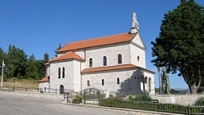 The Church of St. Rok - Donji Vinjani
