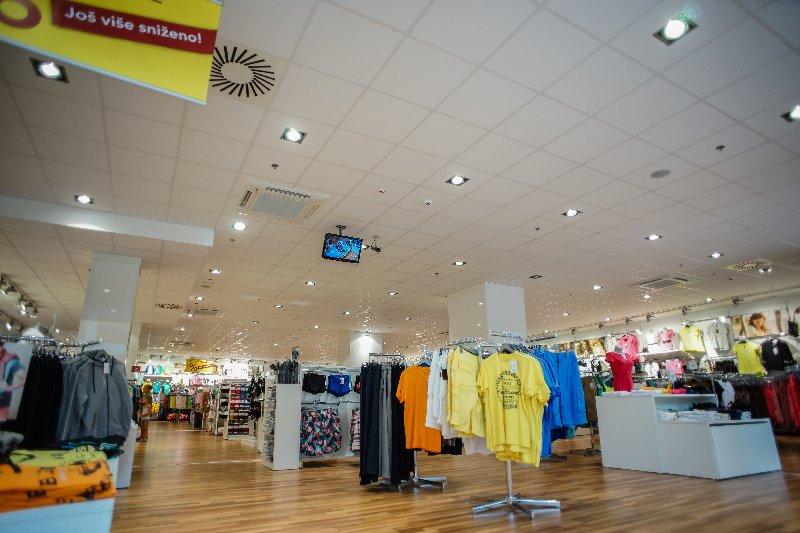 Shopping Mall Park & Shop - Imotski