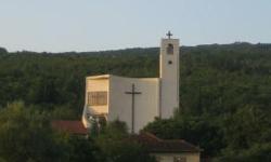 The Church of St. Nikola Tavelić - D. Vinjani