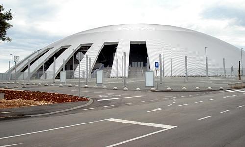 Sports Hall VIŠNJIK - ZADAR